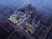 长沙开福城北国欣·向荣广场楼盘新房真实图片