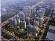 西安高新中央创新区阳光城檀境楼盘新房真实图片
