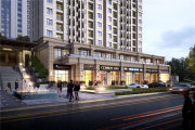 崂山区高科园远洋万和公馆商铺楼盘新房真实图片