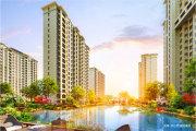 西夏区大学城阅海·天山熙湖楼盘新房真实图片