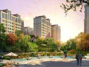 武清武清开发区天鹅湖1号楼盘新房真实图片