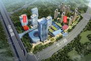 包河区高铁南恒大水晶国际广场商铺楼盘新房真实图片