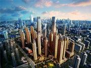 和平南市天津大都会SMART楼盘新房真实图片