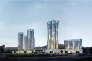 南湾湖风景区南湾湖风景区榕基·城市之光楼盘新房真实图片