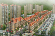 武清武清开发区尚东金街楼盘新房真实图片