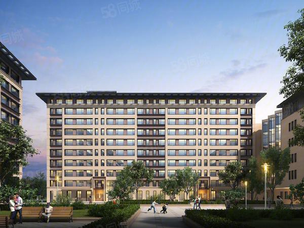 北京城建·天坛府楼盘建筑物外景