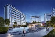 北碚蔡家金科博翠未来楼盘新房真实图片