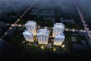 北京周边燕郊岩峰·云裳楼盘新房真实图片