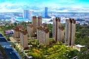 高新区高新区中国铁建唐颂国际楼盘新房真实图片