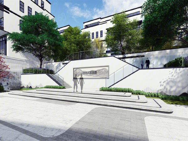 MAX科技园(青岛·黄岛)楼盘建筑物外景