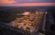 上海周边启东崇明岛·大爱城楼盘新房真实图片
