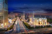 北京周边廊坊金海银座金街楼盘新房真实图片