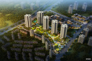 九龙坡石桥铺成都城投锦樾峰境楼盘新房真实图片