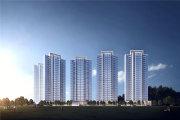 蓬江区双龙板块万科金域国际楼盘新房真实图片