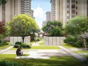 高新区迎宾大道商圈润志蘇州府三期·苏州中心楼盘新房真实图片