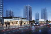 肥东县大众路金辉优步大道楼盘新房真实图片