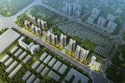 蓬江区北新板块金地名悦楼盘新房真实图片