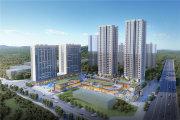 巴南龙洲湾桥达巴南茂宸广场楼盘新房真实图片