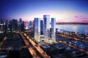 中山东港新区洲际酒店·新星公馆楼盘新房真实图片