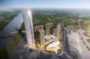 蚌山区百货大楼商圈汇金国际大厦楼盘新房真实图片
