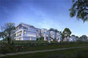 合肥周边六安奥园滨湖观澜楼盘新房真实图片