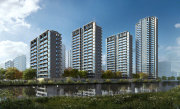 杭州湾新区杭州湾新区卓越蔚蓝海岸楼盘新房真实图片