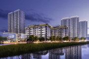 瑶海区龙岗开发区新力东园楼盘新房真实图片