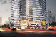 香洲香洲森宇富通商务大厦楼盘新房真实图片