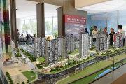 龙湾蒲州温州未来之城楼盘新房真实图片