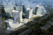 北京周边燕郊三湘印象森林海尚城楼盘新房真实图片