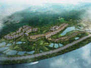蓬江区潮荷板块保利云上西棠楼盘新房真实图片