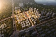 江夏大花岭金茂华发武汉国际社区楼盘新房真实图片
