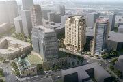 中山人民路CBD万科大都会中山楼盘新房真实图片