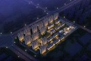 肥东县包公大道远洋万和云锦楼盘新房真实图片