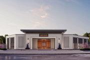 伊川县城关镇建业龙府楼盘新房真实图片