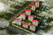 贺兰县贺兰县巨力公园和府楼盘新房真实图片