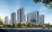 蚌山区奥体中心板块珍宝岛雍景院楼盘新房真实图片