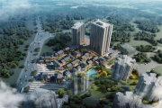 九龙坡二郎兴茂盛世国际3期公寓楼盘新房真实图片
