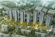 蓬江区滨棠板块保利和悦华锦楼盘新房真实图片