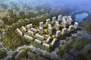 北碚蔡家新天泽樾麓台楼盘新房真实图片