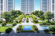 相城中央公园九龙仓翠樾庭楼盘新房真实图片