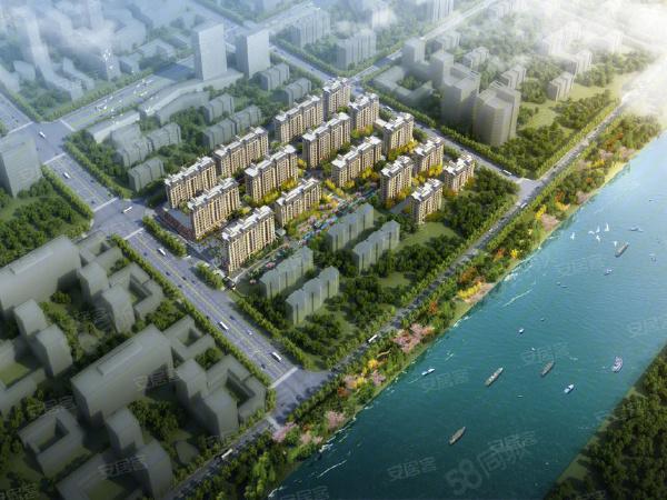 云河湾二期楼盘建筑物外景