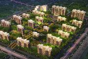 北京周边涿州中央风景楼盘新房真实图片