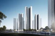 蓬江区北新板块粤海城楼盘新房真实图片