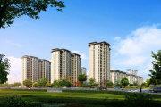 北京周边永清荣盛花语茗苑楼盘新房真实图片