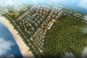 黄岛区金沙滩金沙乐府楼盘新房真实图片