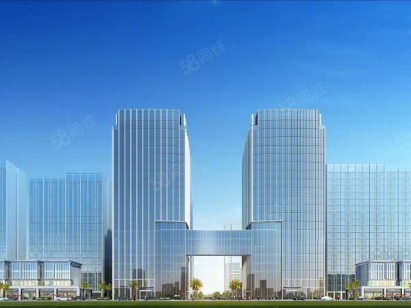 世纪商务中心楼盘建筑物外景