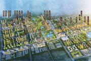 合肥周边六安绿地未来城楼盘新房真实图片