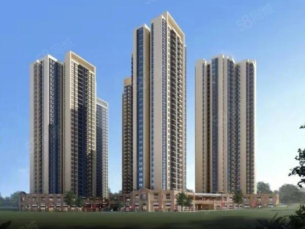 东燊长寿锦城楼盘建筑物外景