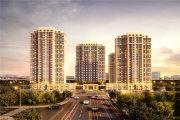 滨海新区塘沽万科·滨海大都会楼盘新房真实图片